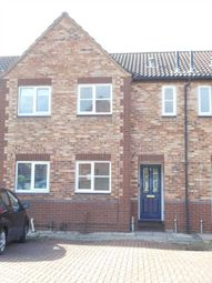 Thumbnail 2 bedroom town house to rent in Betony Close, Scunthorpe