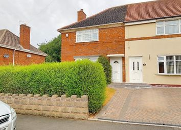 Thumbnail 3 bed semi-detached house for sale in Sheldon Road, West Bromwich, West Midlands