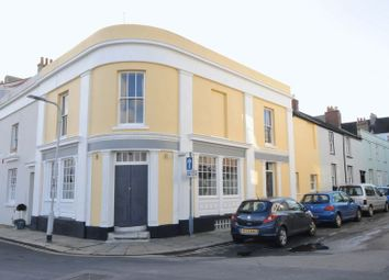Thumbnail 4 bed terraced house for sale in Pound Street, Stonehouse, Plymouth