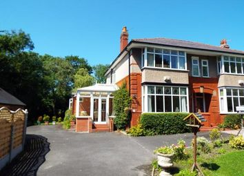 Thumbnail 3 bed semi-detached house for sale in Wateringpool Lane, Lostock Hall, Preston, Lancashire