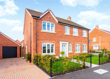 Thumbnail 5 bed detached house for sale in Batchelor Way, Downton, Salisbury, Wiltshire