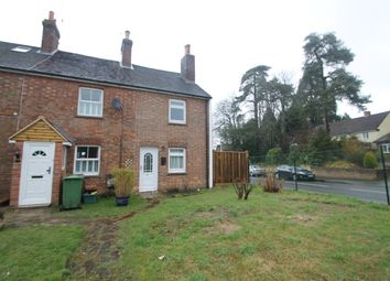 Thumbnail 2 bed end terrace house to rent in Maidstone Road, Pembury, Kent