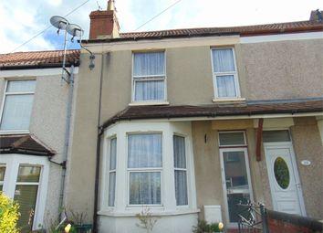 Thumbnail 3 bedroom terraced house for sale in Manworthy Road, Brislington, Bristol