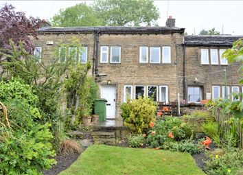Thumbnail 3 bed terraced house for sale in Longwood Gate, Longwood, Huddersfield