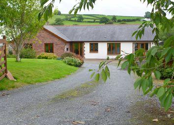 Thumbnail 4 bed bungalow for sale in Llanfihangel-Y-Creuddyn, Aberystwyth, Ceredigion