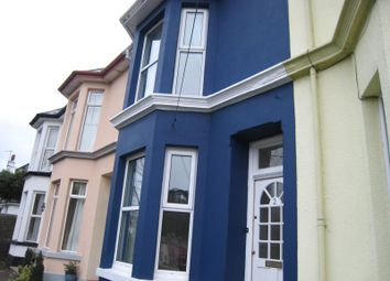 Thumbnail 2 bed terraced house to rent in Belle Vue, Cavern Road, Brixham, Devon