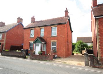 Thumbnail 3 bed detached house for sale in Shaftesbury Road, Gillingham