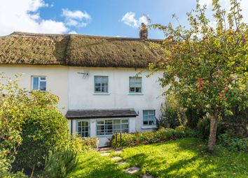 3 bed cottage for sale in Chapel Street, Morchard Bishop, Crediton EX17