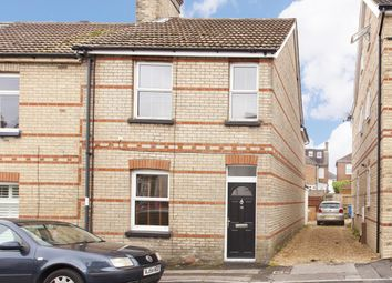 Thumbnail 2 bedroom end terrace house for sale in Woking Road, Parkstone, Poole