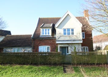 Thumbnail 5 bed detached house for sale in Exeter Road, Claydon, Ipswich, Suffolk