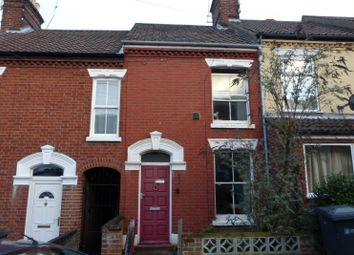 Thumbnail 3 bedroom town house for sale in Lincoln Street, Norwich, Norfolk
