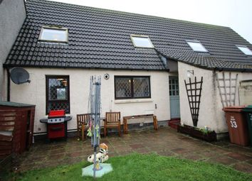 Thumbnail 2 bedroom terraced house for sale in Hillview Place, Lossiemouth