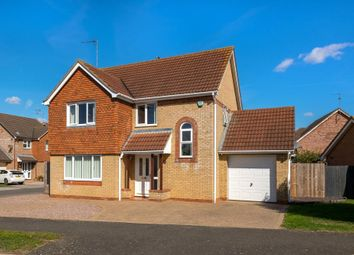 Thumbnail 3 bed detached house for sale in Tennyson Drive, Bourne