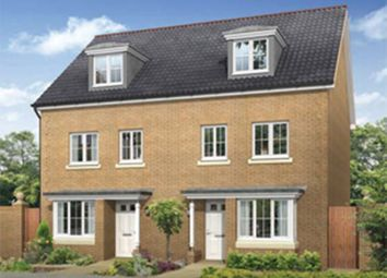 """Thumbnail 4 bed semi-detached house for sale in """"Woodcote"""" at Station Road, Methley, Leeds"""