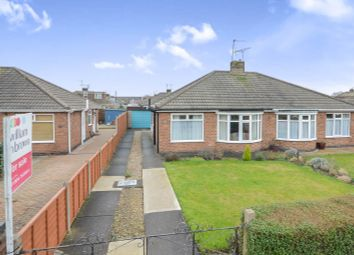 Thumbnail 2 bedroom semi-detached bungalow for sale in Fox Covert, Huntington, York