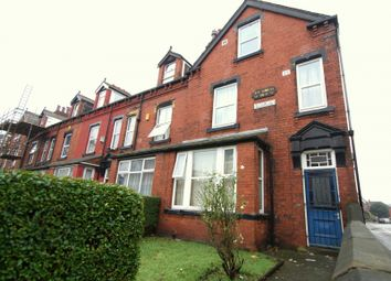 Thumbnail 7 bed terraced house to rent in Delph Lane, Woodhouse, Leeds