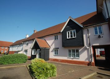 Thumbnail 2 bed flat for sale in Oxton Close, Rowhedge, Colchester