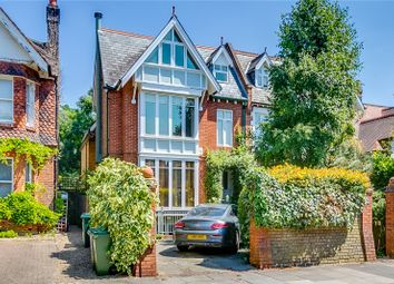 Thumbnail 5 bed property to rent in Grove Park Gardens, Chiswick, London