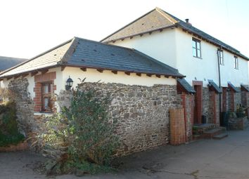 Thumbnail 1 bed semi-detached house to rent in Weare Giffard, Bideford