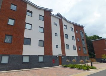 Thumbnail 2 bed flat to rent in Baker Court, Four Oaks