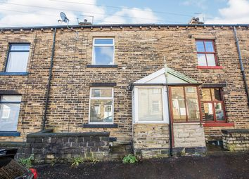 Thumbnail 2 bed terraced house for sale in Woodside Place, Halifax, West Yorkshire