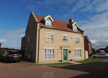 Thumbnail 5 bed property to rent in Longchamp Drive, Ely