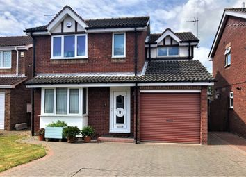 Thumbnail 3 bed detached house for sale in St. Andrews Way, Immingham