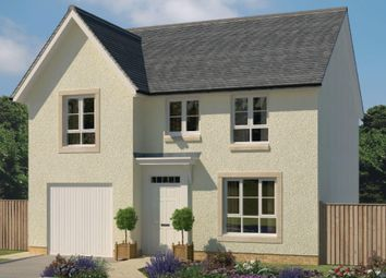 "Thumbnail 4 bed detached house for sale in ""Dornoch"" at Auchinleck Road, Glasgow"