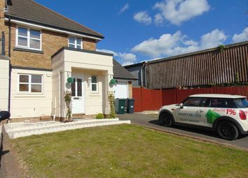 Thumbnail 3 bed end terrace house to rent in Mill Court, Ashford Business Park, Sevington, Ashford