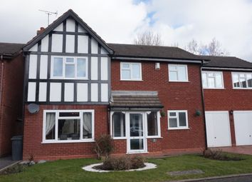 Thumbnail 5 bed detached house for sale in Limekilns, Polesworth, Tamworth