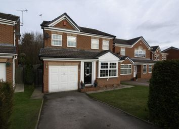 Thumbnail 4 bed detached house for sale in Bark Meadows, Dodworth, Barnsley