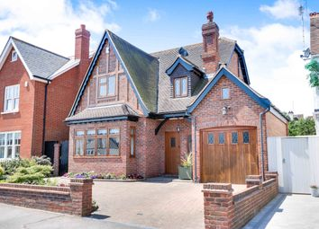 Thumbnail 4 bed detached house for sale in Vernon Road, Leigh-On-Sea