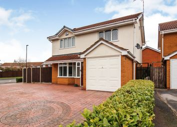 Thumbnail 4 bedroom detached house for sale in Barnstaple Close, Park Hill Estate, Coventry