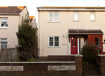 Thumbnail 3 bed semi-detached house to rent in Salterns Road, Poole