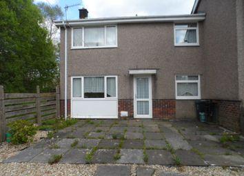 Thumbnail 2 bedroom semi-detached house for sale in Min Y Rhos, Ystradgynlais, Swansea