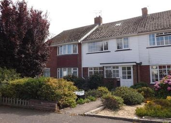 Thumbnail 3 bed terraced house to rent in Manor Close, Ringmer, Lewes