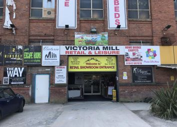 Retail premises to let in Victoria Mill, Bolton Road, Atherton M46