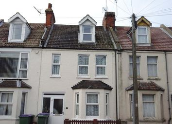 Thumbnail 2 bed terraced house for sale in Invicta Road, Folkestone