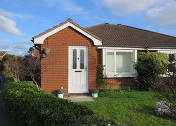 Thumbnail 2 bedroom bungalow to rent in Duddon Close, West End, Southampton