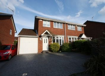 Thumbnail 3 bedroom semi-detached house to rent in Appledore Drive, Allesley Green
