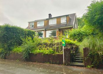 Thumbnail 3 bedroom semi-detached house for sale in Ystradfellte Road, Pontneddfechan, Neath