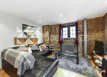 Thumbnail 1 bedroom flat to rent in Bermondsey Wall West, London