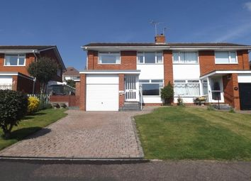 Thumbnail 3 bed property to rent in Fleming Avenue, Sidmouth