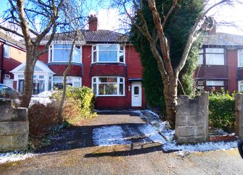 Thumbnail 2 bed semi-detached house to rent in Belgrave Crescent, Longton, Stoke-On-Trent