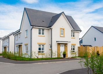 """Thumbnail 3 bed semi-detached house for sale in """"Abergeldie"""" at Glasgow Road, Kilmarnock"""