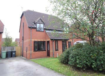 Thumbnail 2 bed semi-detached house for sale in Holbeck Avenue, Bolsover, Chesterfield