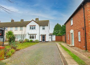 Thumbnail 3 bed end terrace house to rent in Smallwood Road, Colchester