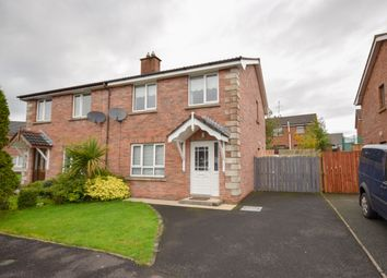 Thumbnail 3 bed semi-detached house for sale in 79 The Oaks, Randalstown