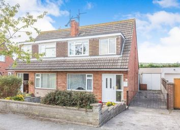 Thumbnail 3 bedroom semi-detached house for sale in Locking, Weston-Super-Mare, Somerset