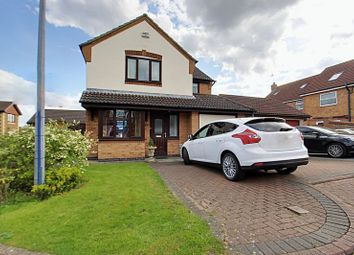 Thumbnail 4 bed detached house for sale in Sackville Close, Beverley
